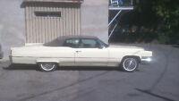 Beautiful 1970 Cadillac Coupe de Ville Convertible