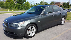 2007 BMW 5-Series 525xi Sedan *REDUCED*