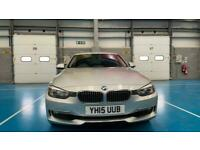 2015 BMW 3 Series 330d xDrive Luxury 4dr Step Auto [Business Media] Saloon diese