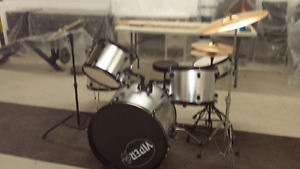 Set de batterie - 10 morceaux/10 pc drum set