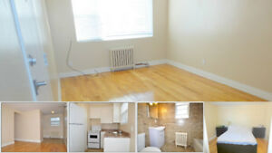 1 Bedroom Utilities & Parking Included Port Credit/Lakeview