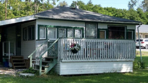 FREE Deck with railing and stairs...