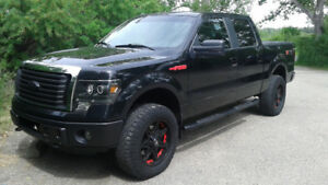2012 Ford F-150 SuperCrew XLT ECOBOOST with extras!!