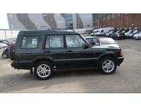 2002 Land Rover Discovery 2 2.5 TD5 ES Station Wagon 5dr