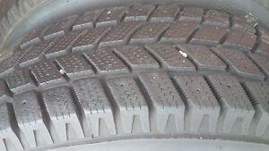 Hankook iPike 195/70R14 winter tires Peterborough Peterborough Area image 7