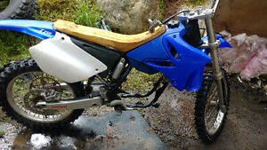 Project or parts bike