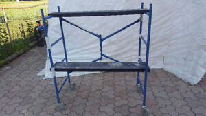 4ft Partable steel Scaffold