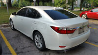 2013 Lexus ES (Leather and Nav) Lease Takeover(585 tax included)