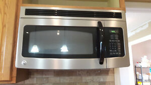 Microwave Stainless (Above-the-Range-Hood)