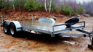 2010 car / equipment trailer
