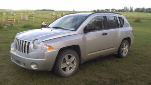 Jeep Compass Hatchback 2007 I lower the price from $4500 to 4000