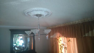 window curtains  fit 2 big window  for sale London Ontario image 4