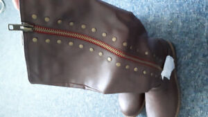 Winter Boots (Wide calf, size 71/2 )