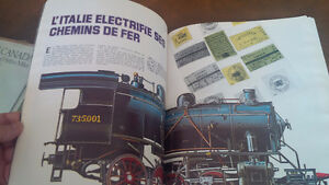 French Book: Trains D'Autrefois, 1977 Kitchener / Waterloo Kitchener Area image 2