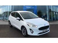 2020 Ford Fiesta 1.0 EcoBoost 95 Trend 5dr with auto lights, privacy glass, DAB,