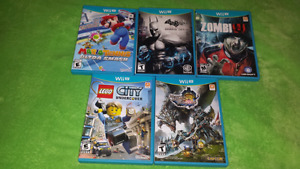 For sale, Nintendo wiiu games in good condition. Still available