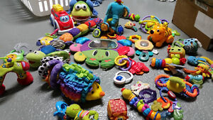 Many Toys of all Sorts
