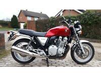 2013 (62) Honda CB1100 A-D