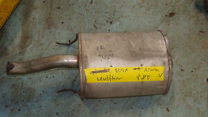 2002 Acura RSX OEM Used  Exhaust Muffler -$85