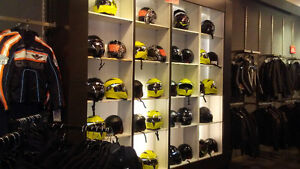 MOTORCYCLE CLOTHING AND ACCESSORIES SALE - NEW STORE LOCATION