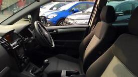 2014 Vauxhall Zafira 1.7 CDTi ecoFLEX Design Nav (1 Manual Diesel Estate