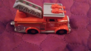 Flynn fire truck from. THOMAS COLLETIONO