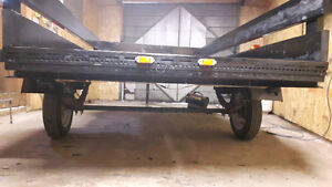 54.5 inch by 8ft utility trailer for sale Kingston Kingston Area image 3