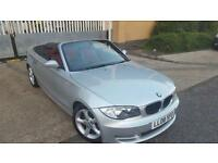 BMW 118 AUTOMATIC CONVERTABLE not mercedes,honda,ford,vw,seat,peugeot,audi