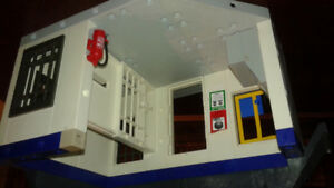 Playmobil Police parc attraction
