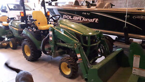 John Deere 1025R - Save the TAX over buying new