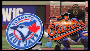 Buy Tickets for Toronto Blue Jays vs. Baltimore Orioles