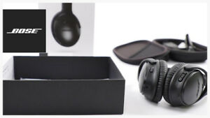 Bose QC35 II noise cancelling headphones
