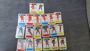 Post Cereal NHL cards, 1982-83(20)