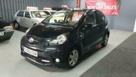 image for Toyota AYGO fire 5 door