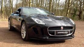 2015 Jaguar F-TYPE 3.0 Supercharged V6 2dr Automatic Petrol Coupe