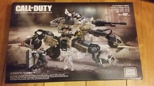 Mega Bloks Call of Duty Atlas Mobile Turret 587 PCS