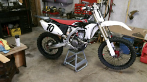 2010 yzf 250 limited