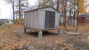 10' x10' shed best offer trades welcome