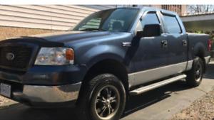 2005 Ford F-150 XLT 5.4 4x4 Pickup Truck