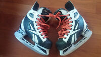 Go Skating! Boy's Reebok Hockey Skates Size 13.5 - CAN DELIVER!