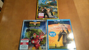 3 films bluray