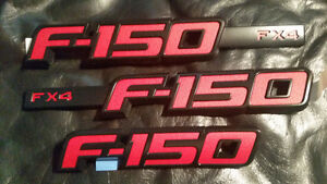 2009 / 14 FORD F150 - FX4 BADGES $100 O.B.O