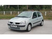 2004 Renault Clio 1.4 16v Expression 5dr