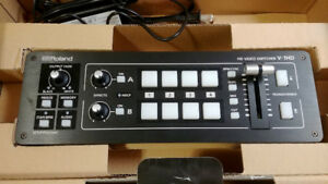 ROLAND V-1HD Video / Audio Switcher - 1080p