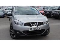 2013 NISSAN QASHQAI 360 BIG SPECIFICATION AND A 1 PRIVATE OWNER SUPER VALUE