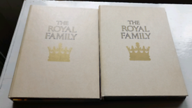 The Royal Family complete bound set of 1984 Orbis magazines