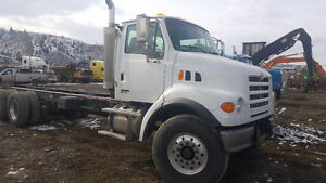 2003 STERLING HEAVY DUTY CAB & CHASSIS