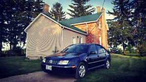2004 Volkswagen Jetta TDI Sedan - Manual