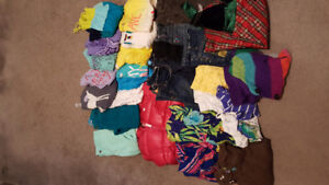 Toddler girls size 4 and 5 clothing lot