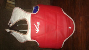 Size 4 Chest Protector